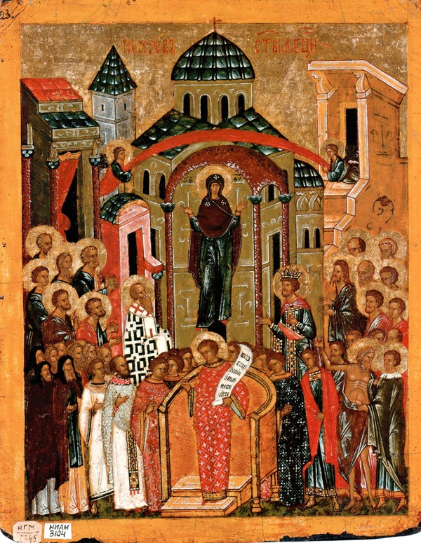 Икона Покров Пресвятой Богородицы | Чудеса