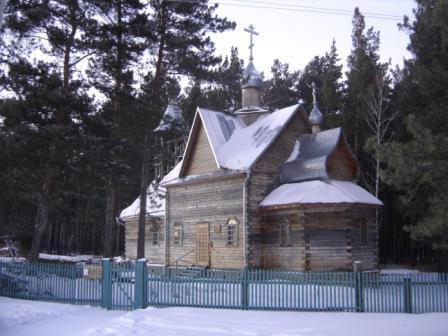 Никольская церковь села Нижнекаменское, современный вид. Фото: infomania.ru