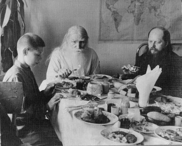 Митрополит Алма-атинский и Казахстанский Николай (Могилевский). Фото: nikolsky.kz