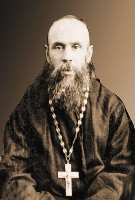 Священник Иннокентий Кикин, 1920-е годы. Фото: pravenc.ru