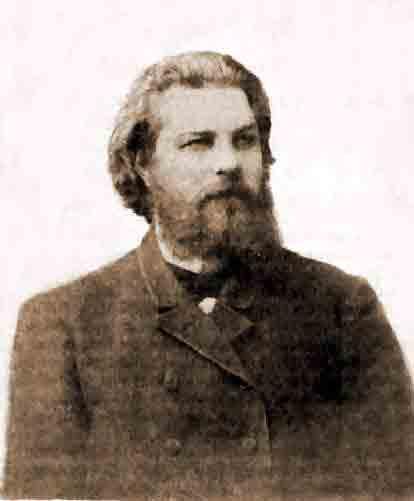 Петр Полянский, 1890-е годы