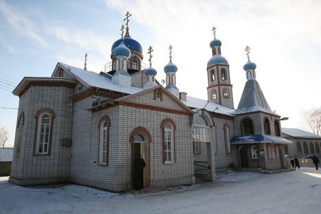 Никольский собор г. Мелекесса, где покоятся мощи преподобноисповедника Гавриила. Фото: eparhia.ru