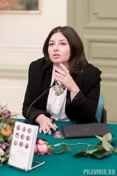 Ксения Лученко рассказывает о своей работе над книгой, о том, как возникла идея создания книги и как удалось ее воплотить.
