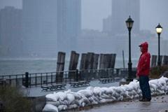"Ураган ""Сэнди"": последствия"