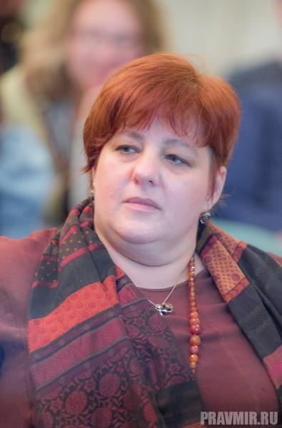 Журналист и редактор Мария Свешникова.