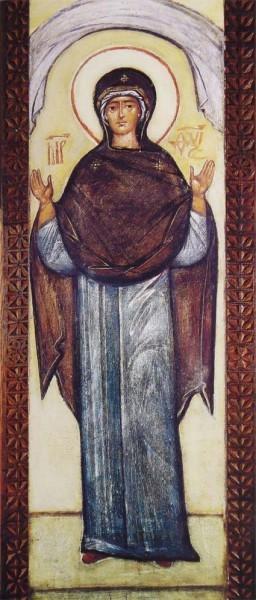 Покров Пресвятой Богородицы икона 6