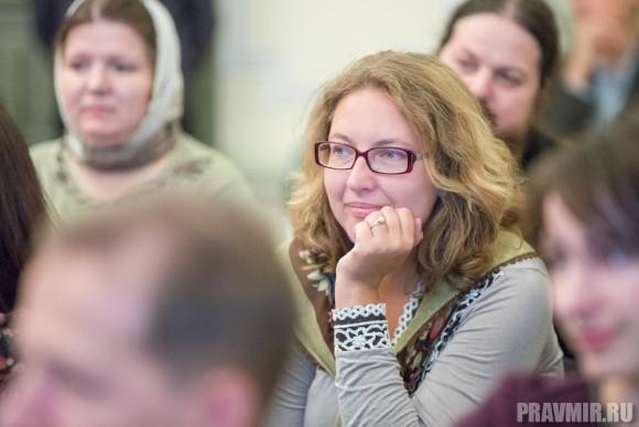 Журналист сайта Матроны.ру Ольга Гуманова.