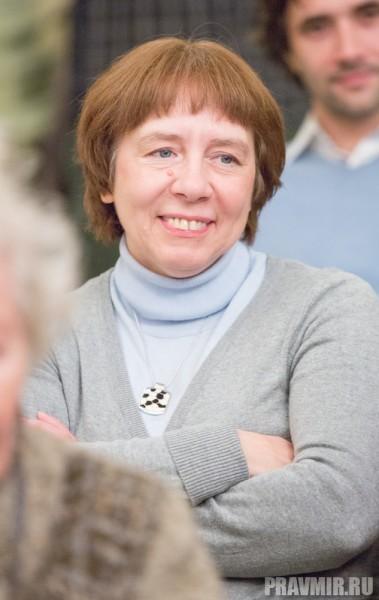 Искусствовед Ирина Языкова.