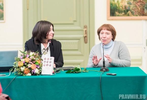 Искусствовед Ирина Языкова и Ксения Лученко рассуждают о судьбах современной литературы,
