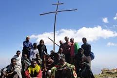 Крест будет вас оберегать
