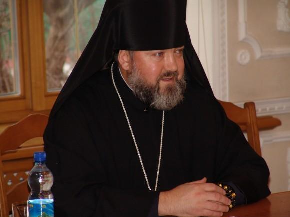 Епископ Благовещенский и Тындинский Лукиан