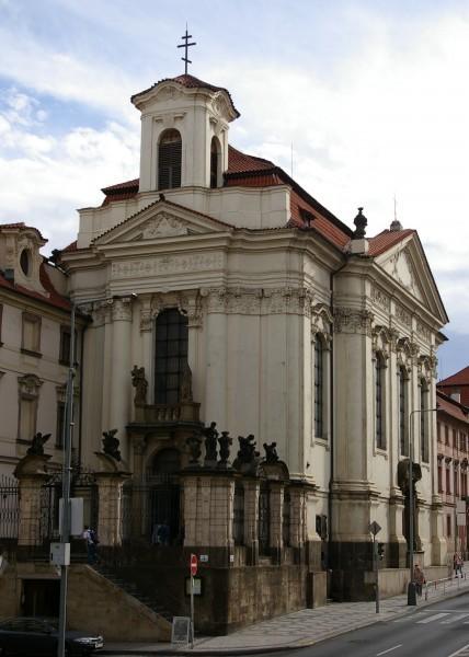 Храм свв. Кирилла и Мефодия в Праге