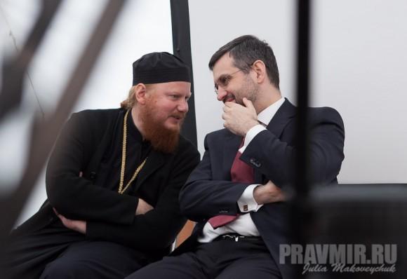 Епископ Иона, Владимир Легойда