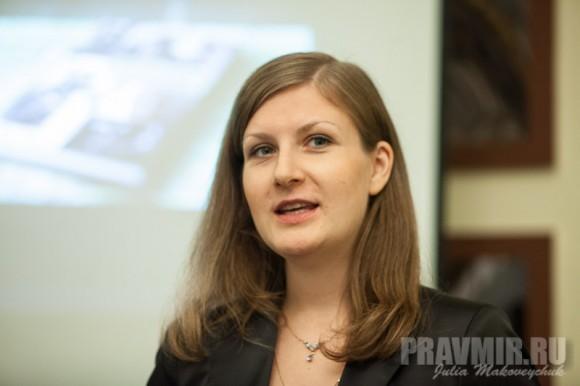 Провела вечер автор книги Анна Данилова