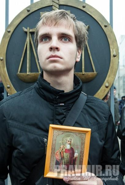 Алексей - студент ИСАА и ПСТГУ