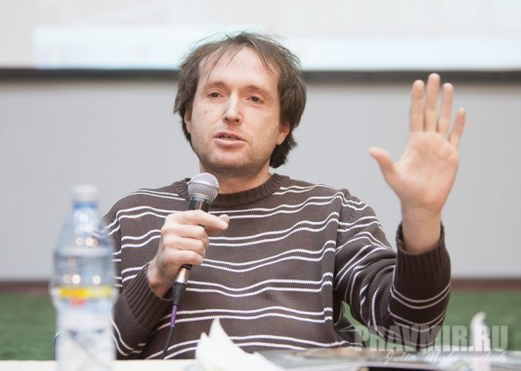 """Виталий Лейбин, главный редактор """"Русского репортера"""""""