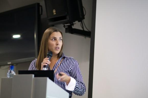 Инна Орлова, президент благотворительного Фонда «Ориентир»