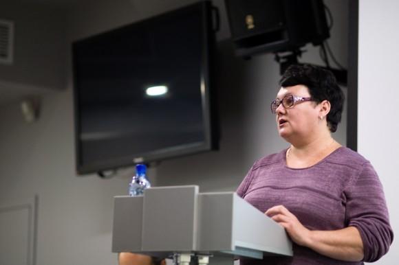 Елена Калмыкова, директор Музея предпринимателей, меценатов и благотворителей