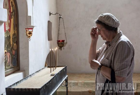 Матушка Мария Ильяшенко