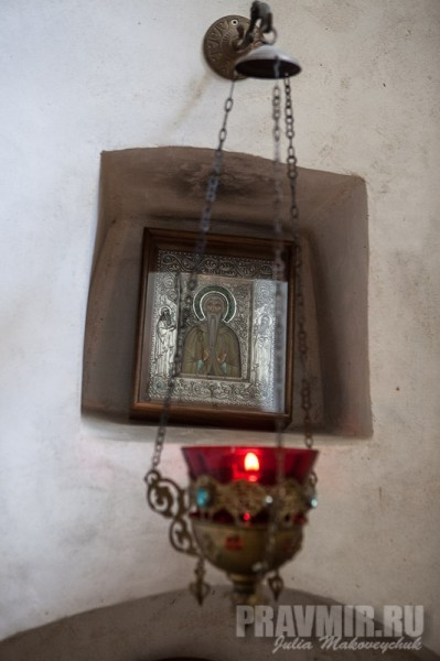 Икона преподобного Давида