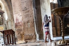 Светицховели: тайна Хитона Христова (+ ФОТО)