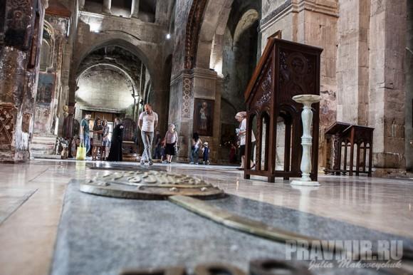 Могила царя Ираклия I