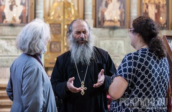 Протоиерей Александр Ильяшенко, священник Давид, Мария Сеньчукова
