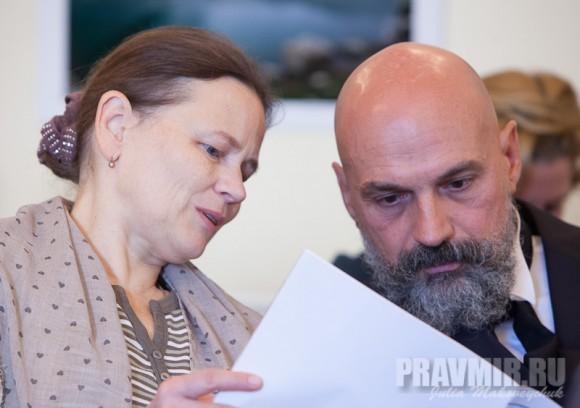 Екатерина Шеко, Андрей Анисимов