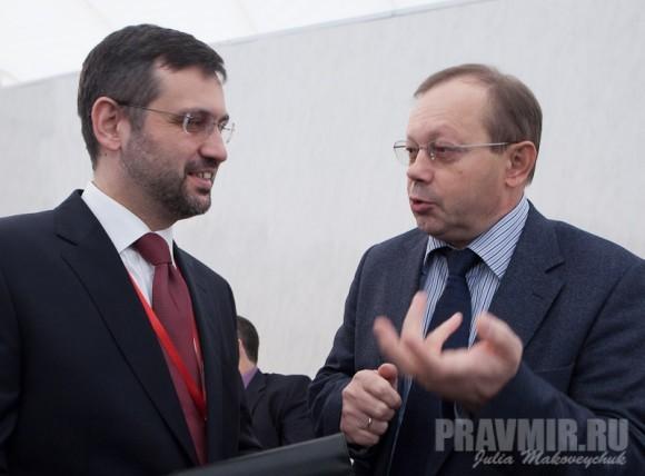 Владимир Легойда, Владимир Фронин