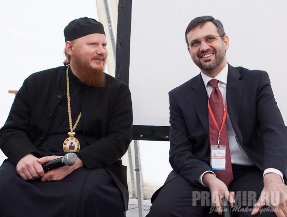 Епископ Иона (Черепанов), Владимир Легойда
