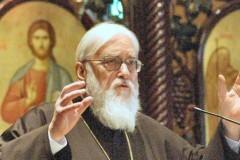 Митрополит Каллист (Уэр): Христиане в Великобритании — в меньшинстве