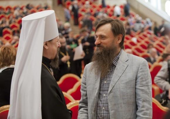 Митрополит Белгородсий Иоанн, Сергей Рудов