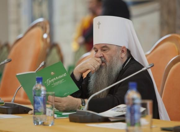 Митрополит Варсонофий, Руководитель Управления делами Московской Патриархии