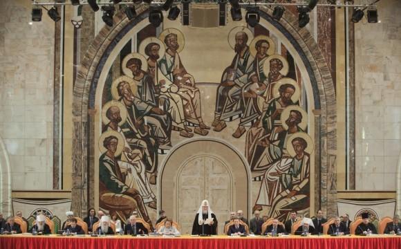Выступление Святешего Патриарха Кирилла