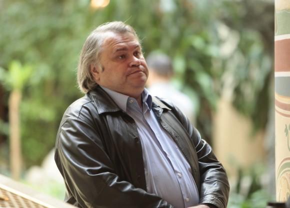 Журналист Аркадий Мамонтов