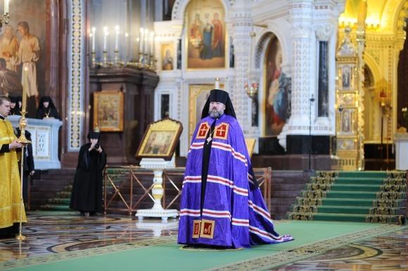 Новопоставленный епископ Лукиан