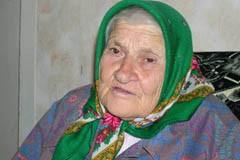 Псаломщица из Новотроицкой