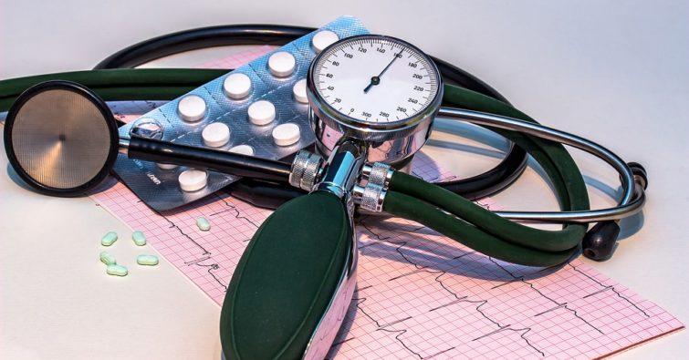 Высокое кровяное давление - норма, лечение, причина гипертонии
