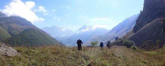 Иеромонах Игорь (Васильев) уходит в горы, где будет служить молебен о даровании мира Кавказу