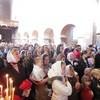 Торжества в день памяти святых мучениц Веры, Надежды, Любови и матери их Софии прошли в Эшо под Страсбургом