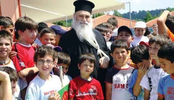 Священник Гервасий Раптопулос