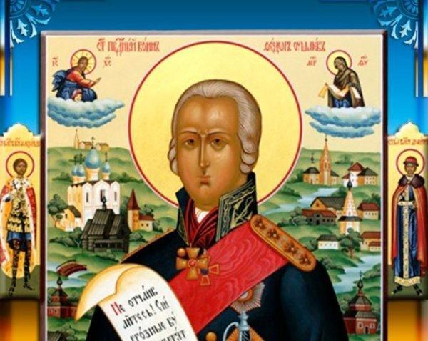 Церковь чтит память святого праведного воина Феодора Ушакова