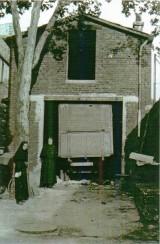 Начало строительства церкви на ул. Лурмель в Париже, 30-е годы