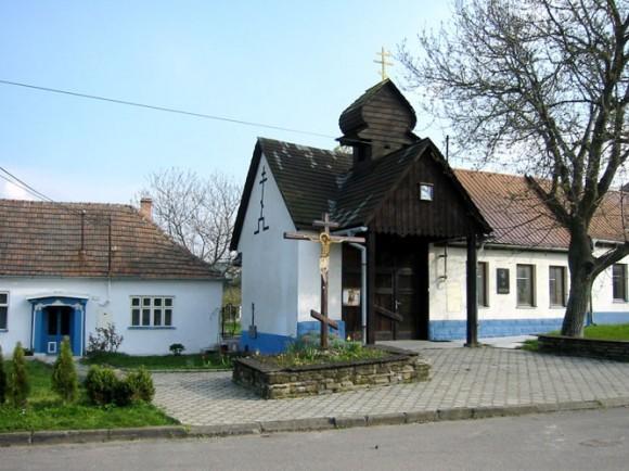 Монастырь в честь сщмч. Горазда в Грубой Врбке