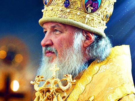 Патриарх Кирилл считает пиар-технологии недопустимыми в работе Церкви