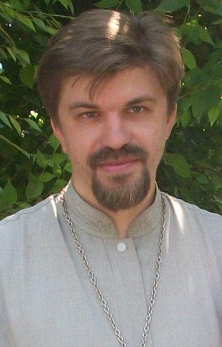 Священник Алексий Плужников