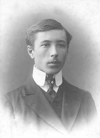 Петр Пушкинский, 1913 год