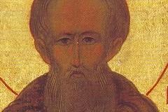 Преподобный Сергий — иконы монахини Иулиании (Соколовой)
