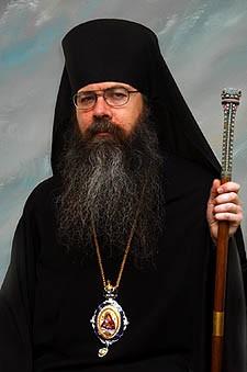 Архиепископ Филадельфийский и Восточно-Пенсильванский Тихон