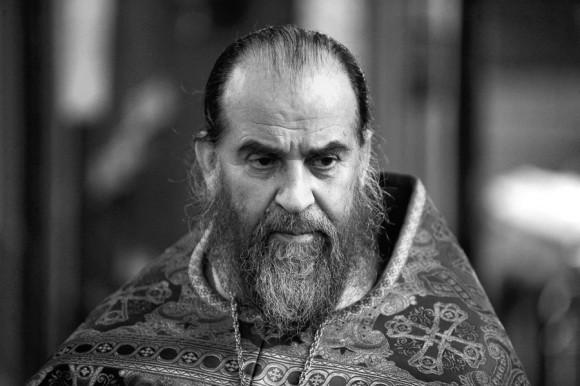 Archimandrite Ambrose (Yusarov), the convent's spiritual father
